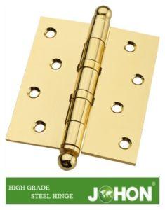 """Steel or Iron Door Hardware Hinge (4""""X3.5"""" Straight Corner hinge joint) pictures & photos"""
