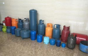 LPG Gas Cylinder Produce Line pictures & photos