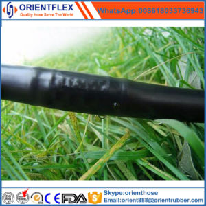 PE Pressure Compensation Dripline for Irrigation System Flat Dripper Column Drip Pipe pictures & photos
