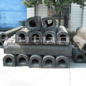 Fender D for Marine Dock Fender for Ship From China pictures & photos