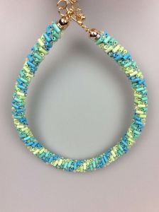 Imitation Jewelry Ccb Plastic Beads Necklace for Women Fashion Accessory pictures & photos