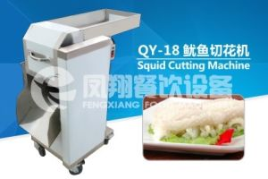 Qy-18 Squid Cutting Machine Squid Flower Cutter Fish Cutter pictures & photos