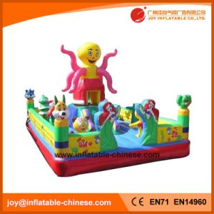 2017 Factory Price Inflatable Amuse Park/Inflatable Funcity (T6-043) pictures & photos