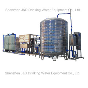 Reverse Osmosis Pure Water Plant with Oxygen Generator pictures & photos
