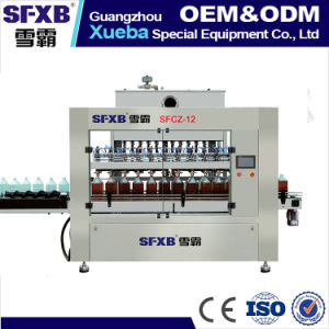 Weighing-Type Oil Filling Machine Liquid Filler Machine pictures & photos