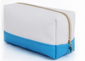Fashion PU Zipper Cosmetic Bags