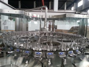 SGS Ce Cgf32-32-10 Water Filling Line/ Filling Machine for Pet Bottle pictures & photos