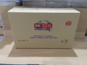 12V160ah Front Access Terminal AGM Battery for Telecom / Its System pictures & photos