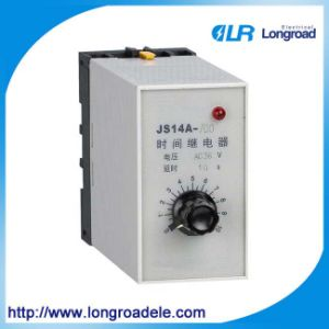 Model Js14A Miniature Electric Time Relay pictures & photos