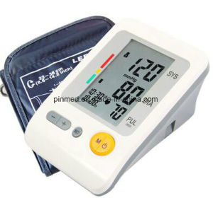 Blood Pressure Monitor Upper Arm Type pictures & photos