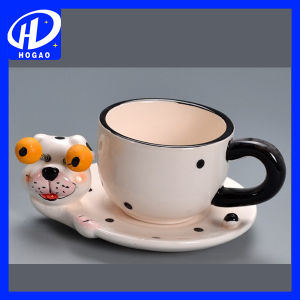 2016 New Cute Animal Design 3D Coffee Mug pictures & photos