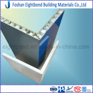 L Shape Aluminum Honeycomb Panel with PVDF Coating/Ahp pictures & photos