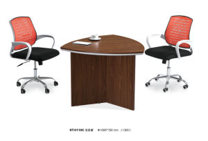 Modern Office Wood Negotiation Reception Meeting Desk pictures & photos