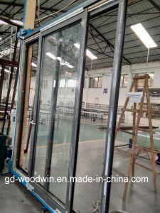 Woodwin Functional Thermal Break Aluminum Translation Door pictures & photos