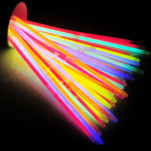 Single Color 8 Pieces Glow Bracelets (SZD5200/8) pictures & photos