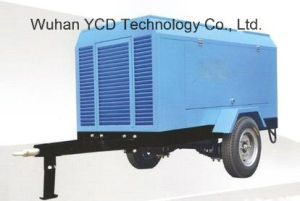 Motor Driven Portable Screw Air Compressor (MSC350E) for Mining, Shipbuilding, Urban Construction, Energy, Military and Industries pictures & photos
