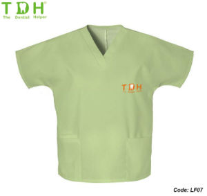 Customize Dental Clinic Suit/ Scrub Uniform/ Scrub Suit/ Work Wear/ Work Uniform pictures & photos
