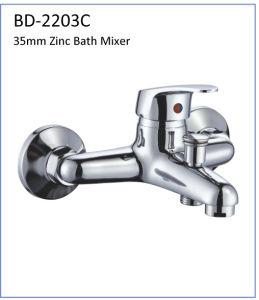Bd2203c 35mm Zinc Single Lever Bath Faucet pictures & photos