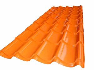 Coloured Metal Roof Tile for House Decoration pictures & photos