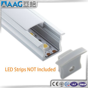LED Strip Aluminium/Aluminium Extrusion Profile pictures & photos