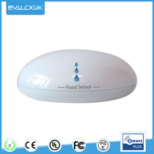 Wireless Flood Water Leak Sensor (ZW1104) pictures & photos