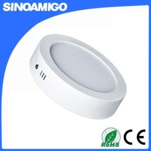 LED Panel Light 12W Ceiling Light Surface Round Type pictures & photos