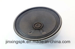77mm 4-32ohm 0.5-3W Paper Cone Speaker with RoHS pictures & photos