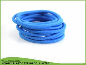 Factory Custom Rubber Elastic Hair Tie pictures & photos