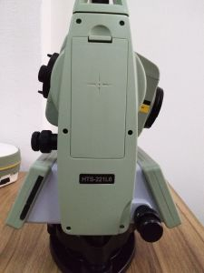 Survey Equipment Total Station Hts-220r Series Hts-221L6 Reflectorless 600m pictures & photos