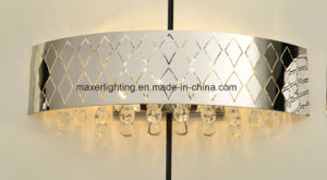 New Design Decorative Wall Lamp with Crystal Drop pictures & photos