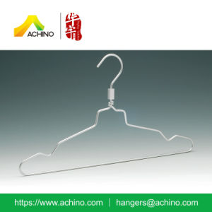 Light Metal Dress Hanger with Loop (ASH100) pictures & photos
