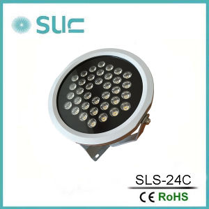 DC24V 46W LED Flood Light with Round Shape pictures & photos