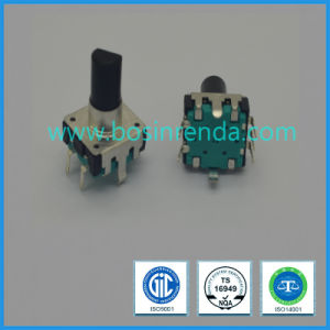 12mm 12p or 24p Plastic Shaft Incremental Rotary Audio Encoder Switch pictures & photos