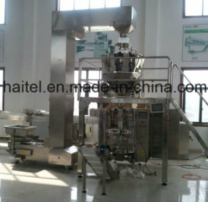 Full-Automatic Vertical Packing Machine with 10heads Combination Weigher for Photo Chips, Nuts, Candy pictures & photos
