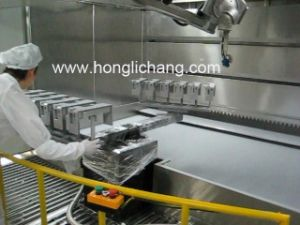 Vacuum Metallization Automatic Coating Line for Car Parts pictures & photos
