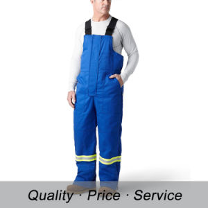 Factory Reflective Overalls Trousers for Work Men pictures & photos