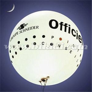 3m Diameter LED Light Inflatable Helium Ballloon for Event K7061 pictures & photos