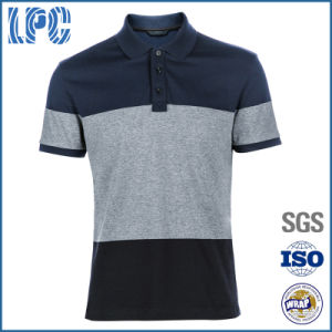 Hot Sell Short Sleeve Business Men Breathabl Polo pictures & photos