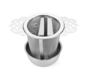 8/18 Stainless Steel Kitchen Filter Wire Mesh Tea Infuser pictures & photos
