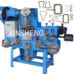 Metal Square Buckle Making Machine with Fast Speed pictures & photos