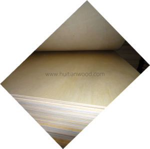 High Quality Decorative Veneered Furniture Plywood Form Linyi pictures & photos