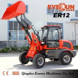 China Factory Everun Ce Approved Er12 Mini Front End Loader pictures & photos