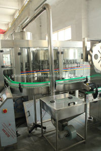 High Quality Drinking Water Filling Machine with PLC Control pictures & photos