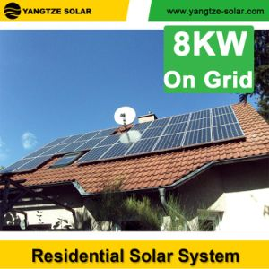 Easy Installation Solar Lighting Home System 5kw pictures & photos