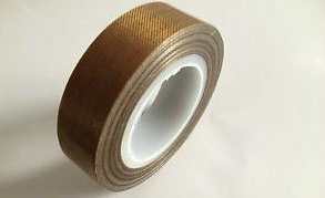 Teflon PTFE Coated Fiberglass Corrosive Adhesive Tape pictures & photos