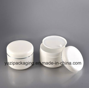 250g PP Cosmetic Jar for Facial Mask Bottle pictures & photos