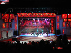 Indoor Back Stage Big LED Screen for Rental Events and Concert P3.125 pictures & photos