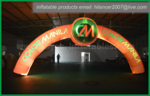 Big Outdoor Advertising Oudoor Inflatable Party Entrance Arch for Sale pictures & photos