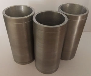 99.95% Purity for Chromium Tube with Hot Isostatic Pressing, Hip pictures & photos