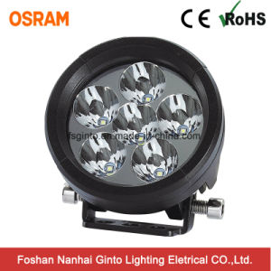 3.5inch Round Osram Spot/Long Range LED Working Light (GT2009-18W) pictures & photos